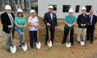 Pella grounbreaking heralds new distribution facility at city biz park
