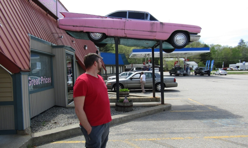 With 'things behind the scenes' in rear-view mirror, Pink Cadillac hits the road