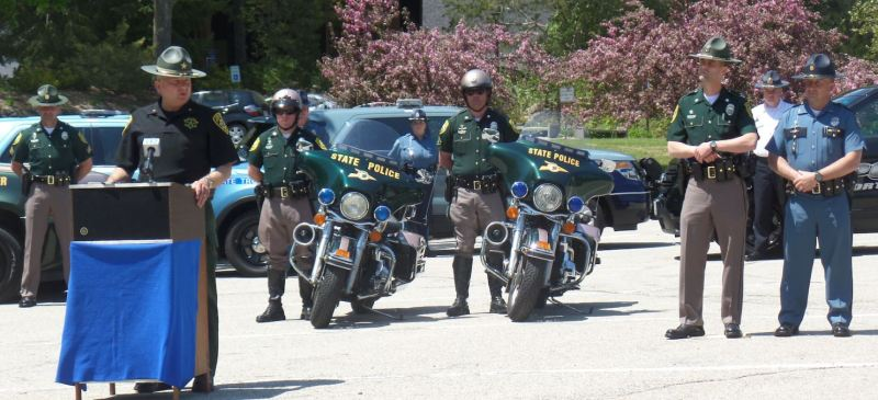 As Memorial Day weekend nears, lawmen press for seamless enforcement effort