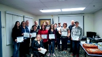 Citizens Police Academy grads get their certificates