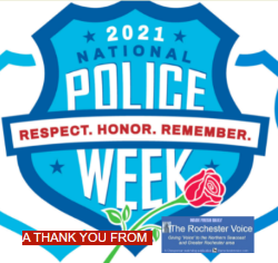 TRV offers deal for police, those who support them, for National Police Week