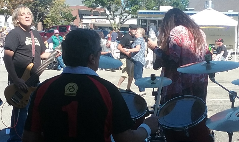 Rochester's Second Annual PorchFest had the downtown rockin'