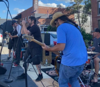 Porchfest was grand and it brought in about $6 grand for RPAC scholarships
