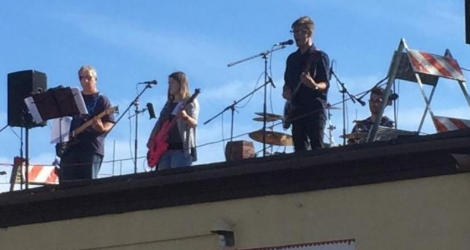Shout it from the rooftops: Musical extravaganza Porchfest set for Sunday