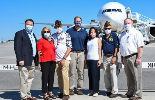 Sununu, Kamen, Shaheen among those welcoming largest ever PPE shipment to NH