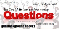 Questions, Questions, Questions: Well, here's our answers from The Lebanon Voice