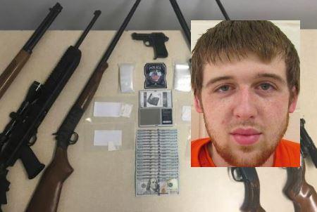 Police: Man was selling fentanyl near elementary school
