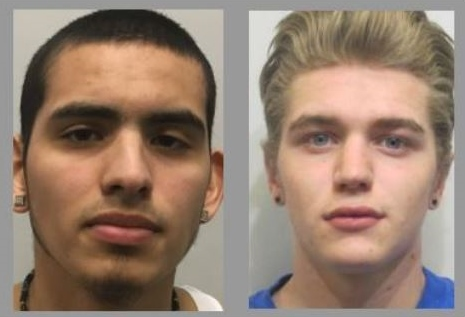 2nd suspect in Milton Road Shell robbery will join accomplice behind bars
