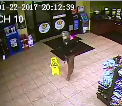 Police release surveillance image of missing Sanford woman