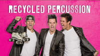 Drumroll, please! Recycled Percussion to perform at Granite State Fair