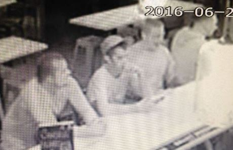 Restaurant vandalism suspects sought by city police