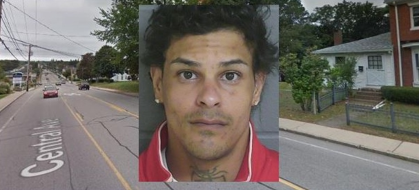 Man said to have robbed bank 100 yards from his home in custody four hours later