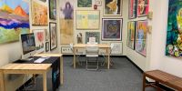 Rochester artist's works among new featured exhibits by RMFA