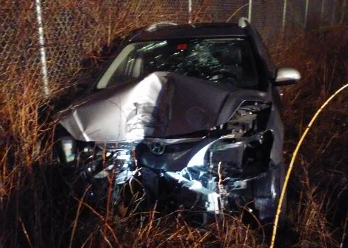 Rochester man arrested for DWI, drugs after crash