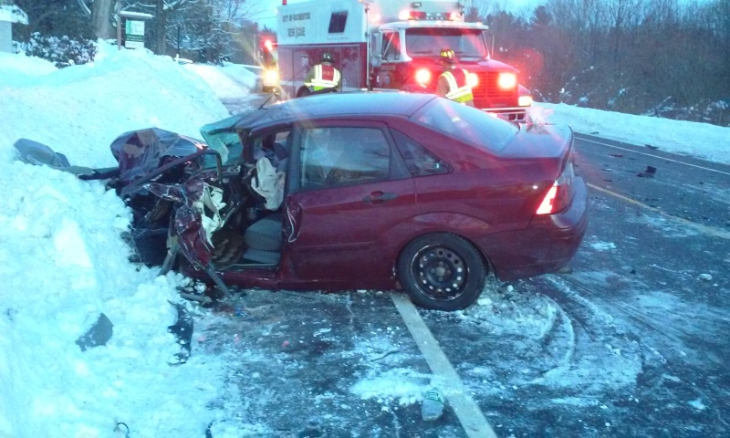 Dover man hurt in Rochester Hill Road accident