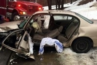 Florida woman hurt, charged in head-on Rochester crash
