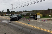 Condition improves for Rochester woman hurt in crash