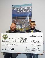 Rochester biz loan program helps out local entrepreneurs