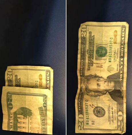 Police warn public about circulation of bogus $20s