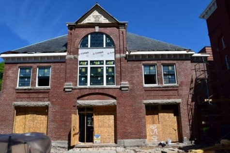City Hall rehab featured in historical sites newsletter