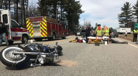 Rochester woman hurt in motorcycle crash upgraded to satisfactory condition