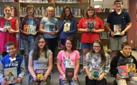Rochester school takes top honors on reading challenge