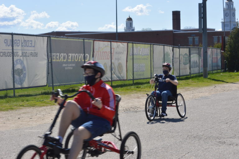Students, start your pedals! Adaptive Bike Day opens a world of lifetime fun