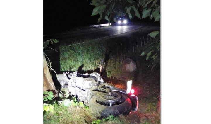 City man seriously injured in early morning crash on Salmon Falls Road