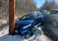 Milton teen injured in two-vehicle crash in Rochester