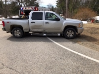Two injured in T-bone crash on Old Dover Road