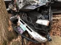 Somersworth man injured, arrested on suspended license in Estes Road crash