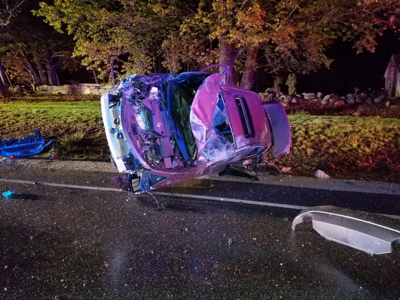 Two local men seriously injured in Rochester rollover