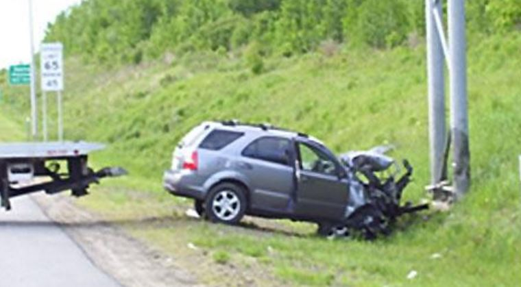 N.H. woman seriously injured in Spaulding accident