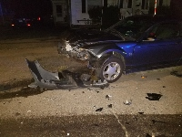 Driver cited for distracted driving in early morning Rochester crash