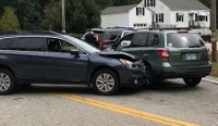 Elderly Rochester woman hurt in Old Dover Rd. crash