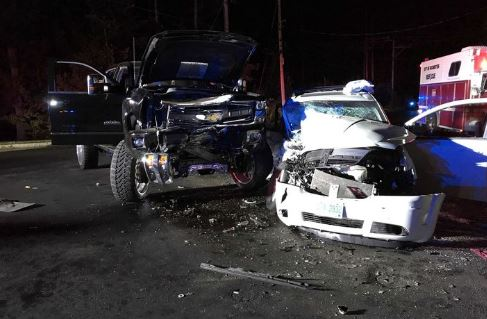 Pair who died in Saturday crash identified as Barrington couple