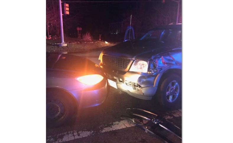 Milton woman injured in three-car Rochester crash