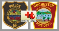 Blood supply to benefit from Battle of Badges challenge