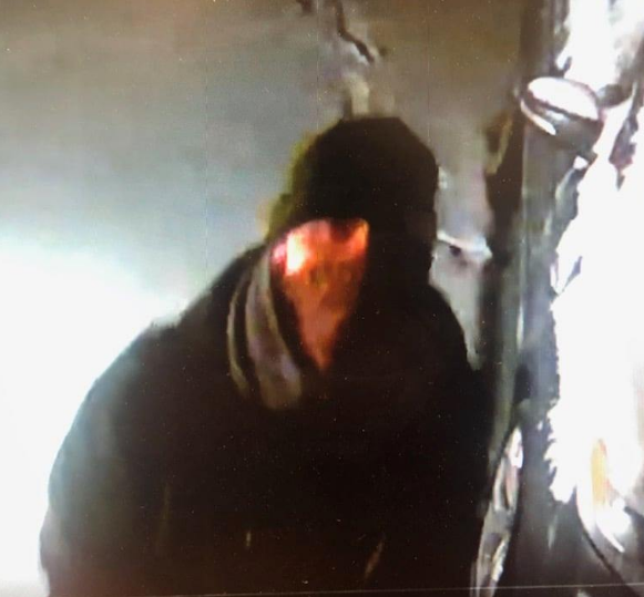 Police seek public's help in identifying suspect in thefts from motor vehicles