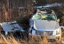 Five youth injured in horrific Old Dover Road crash
