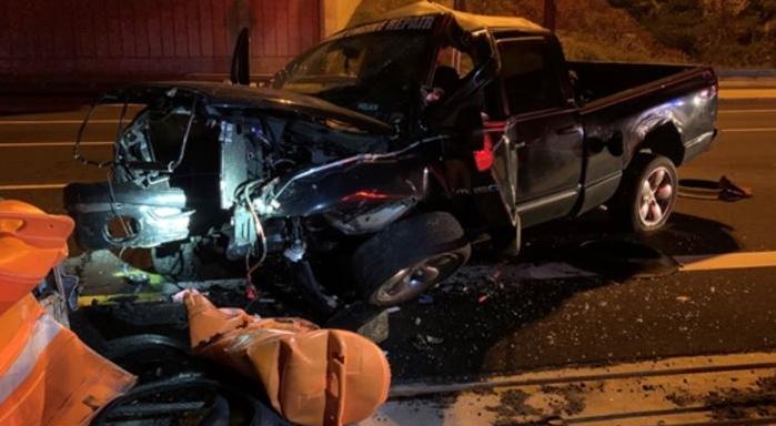 Rochester man dies after crashing into barrier near Hampton Tolls