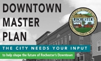 City urges input on what residents want new downtown to look like