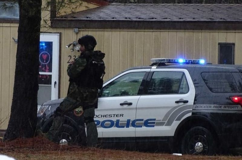 Public warned not to try to apprehend Rochester DV suspect