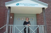 Downtown recovery center gives addicts a place of hope