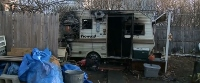 Rochester man dies in early morning camper fire