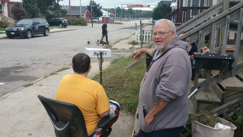 Residents on Lafayette say fair's absence hangs heavy