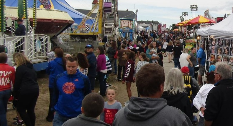 Log rolling event, ventriloquist act added to this year's Rochester Fair
