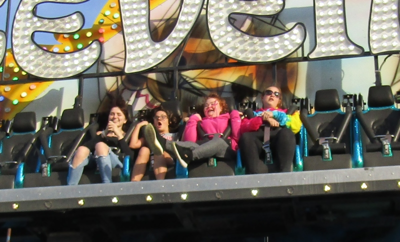 Thrill seekers, chill seekers can all find something to love at the Rochester Fair