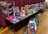 Chamberlain St. School giving tree brings joy to those in need
