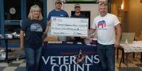 Local Republican benefit raises $2,500 for Veterans Count